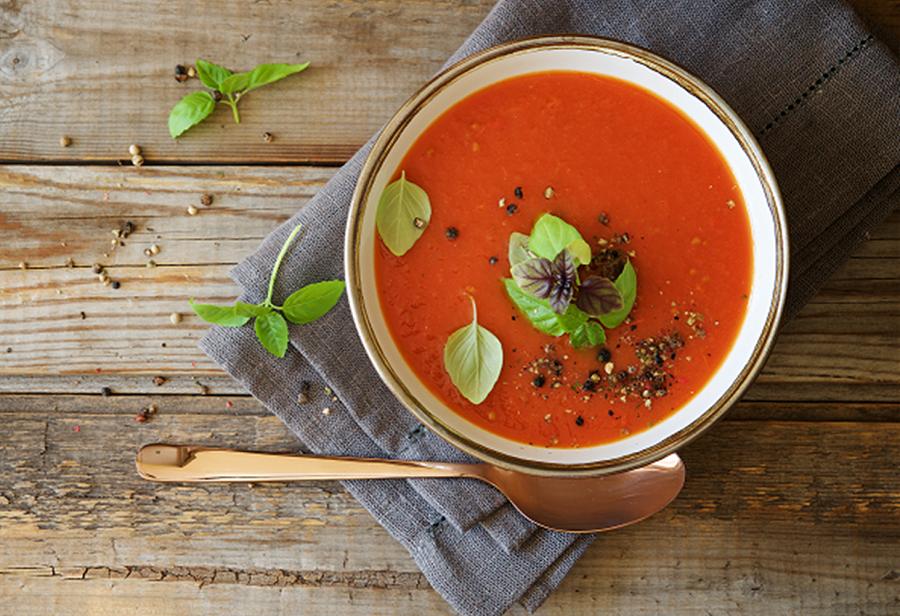 Лучшее блюдо для похудения и удержания веса - суп