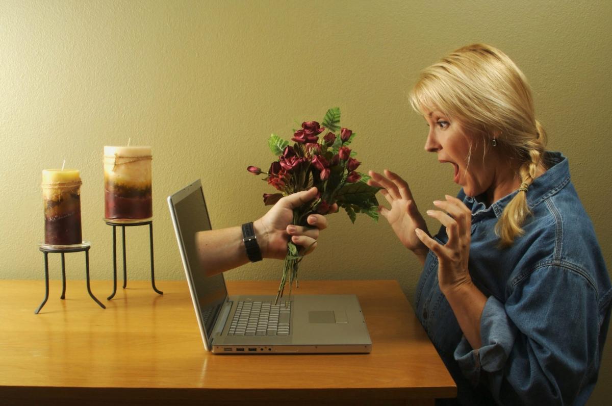 Виртуальное общение картинки