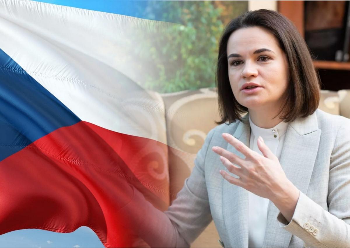 В Чехии удивились словам Тихановской о «белорусах в тюрьмах»