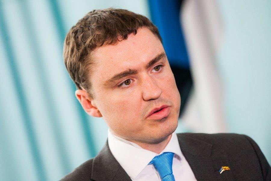 Премьер Эстонии: Агрессивное поведение Путина сделало Россию угрозой