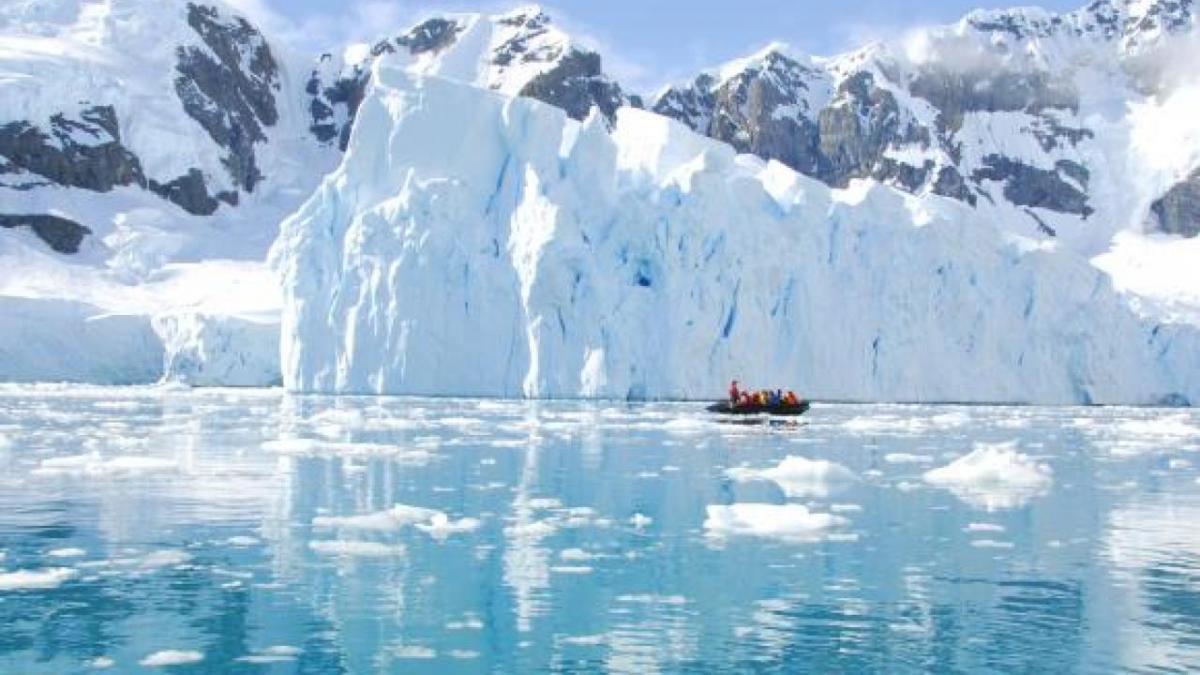 Ученые нашли объяснение загадочным явлениям, происходящим в Антарктиде