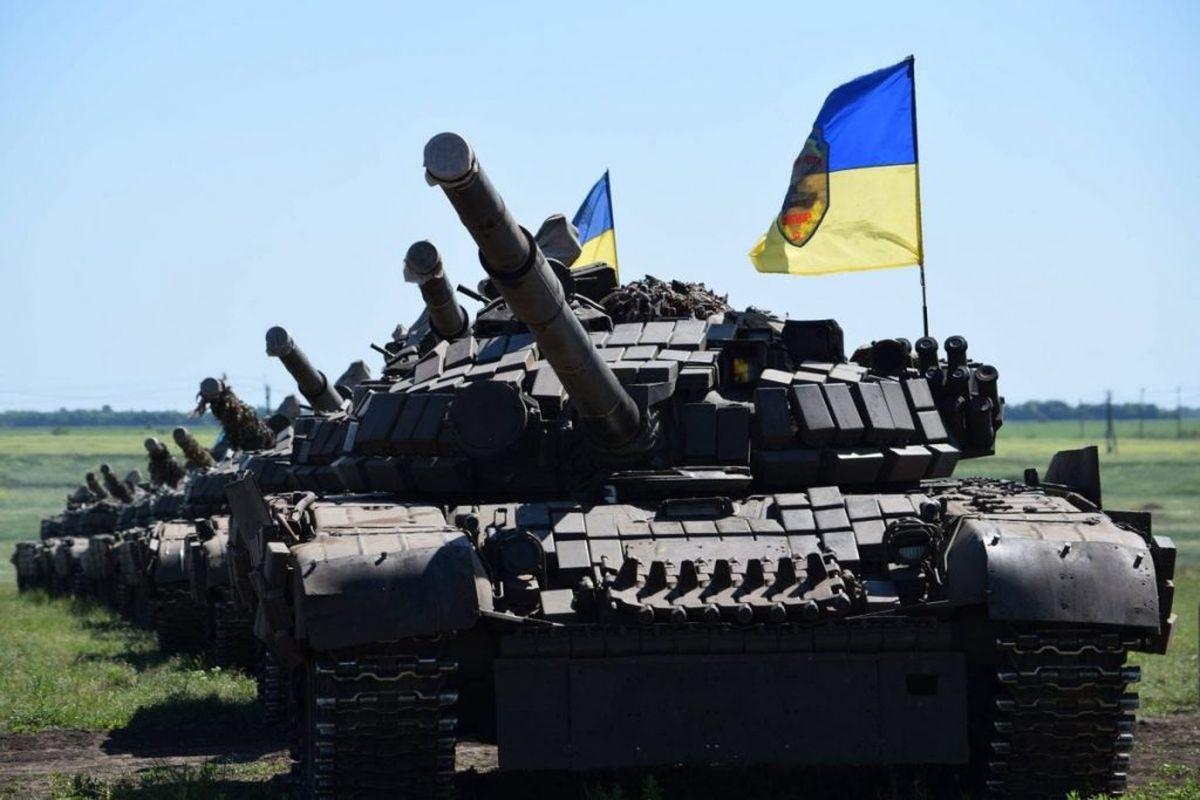 танки ВСУ картинка