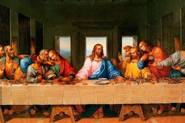 Итальянский ученый разгадал загадку картины Леонардо Да Винчи  «Тайная вечеря»