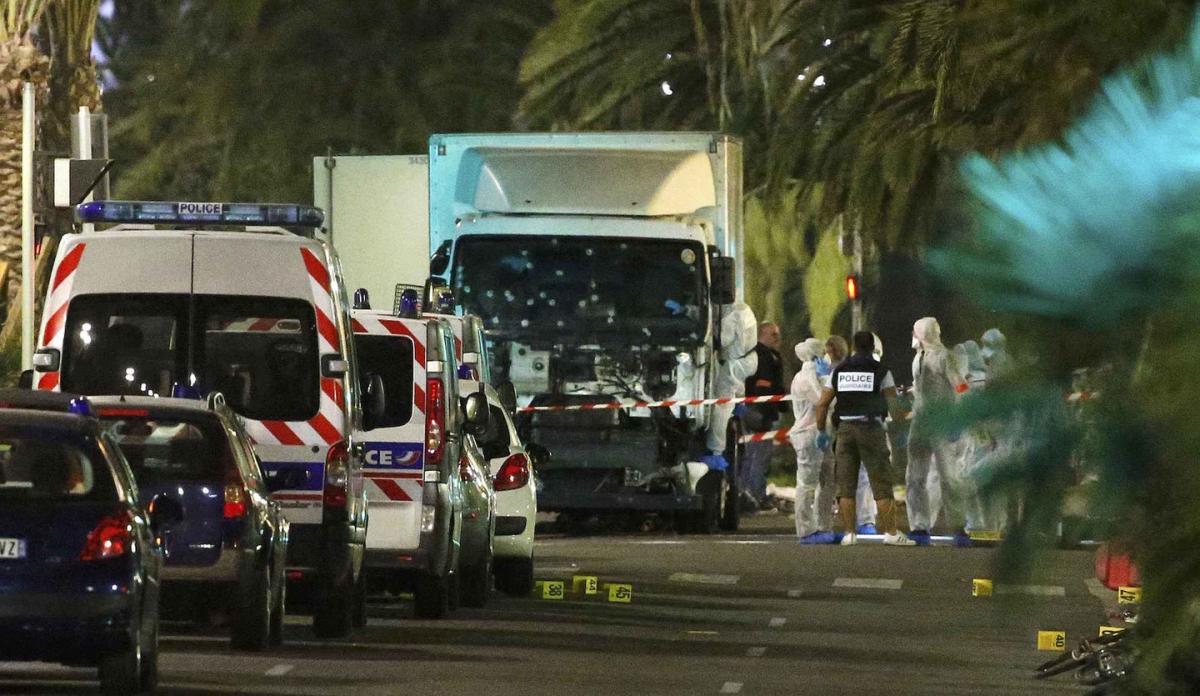 Теракт в Ницце: последние новости