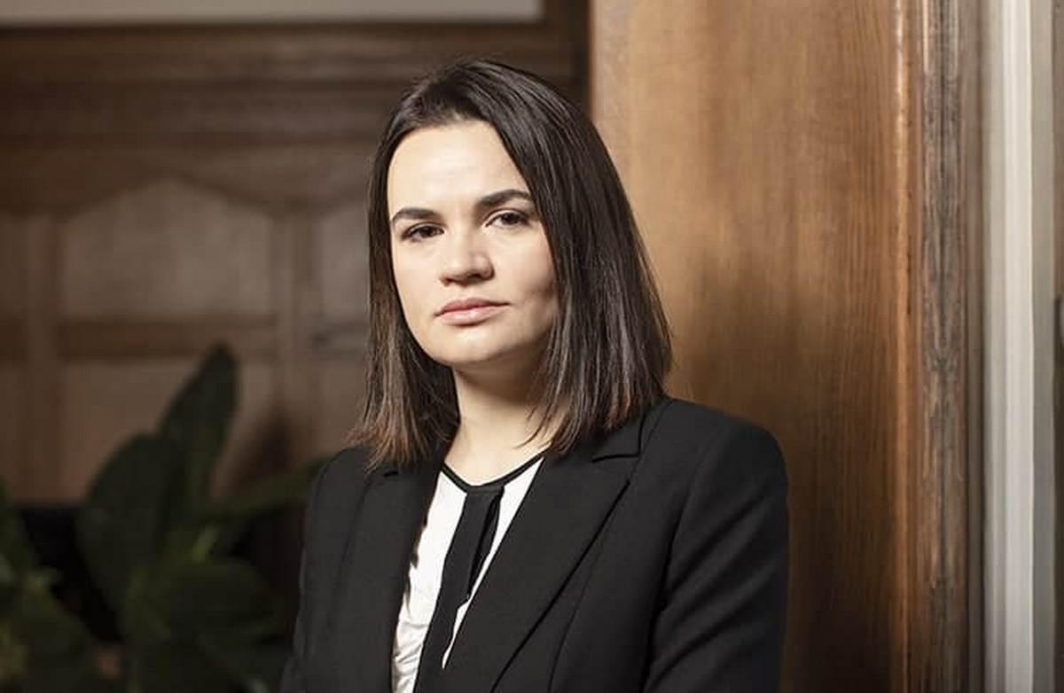 Тихановская заявила, что пробудет у власти в Белоруссии 45 дней