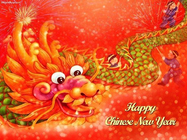 Китайский Новый год 2019: анимационные поздравления