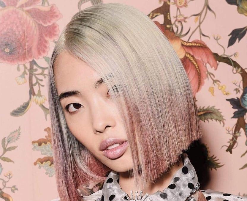 Восхитительная мишура - Tinsel: самое модное окрашивание волос в 2019 году - нереальные оттенки для блондинок, брюнеток и рыжих