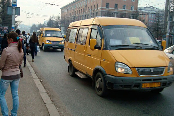 Тольяттинский газелист сбил женщину с ребенком