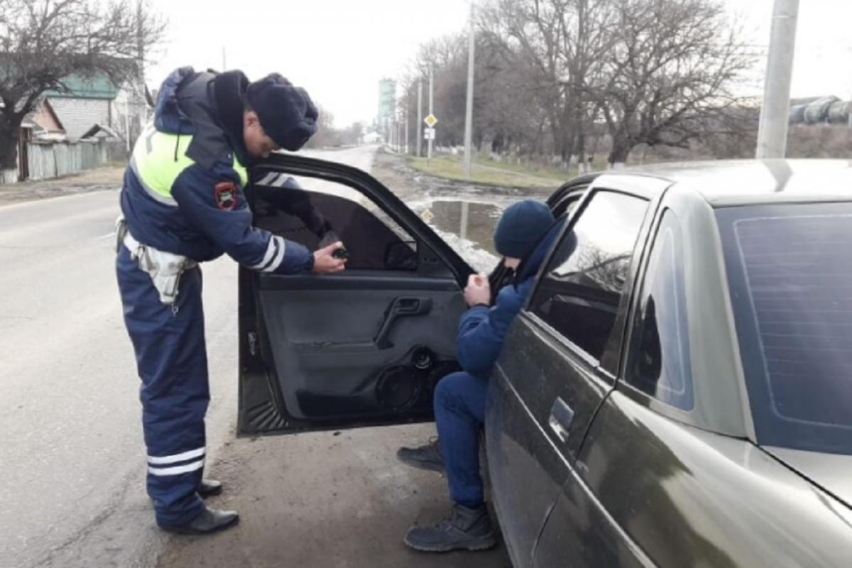 """Операция """"Тонировка"""" на Ставпрополье"""