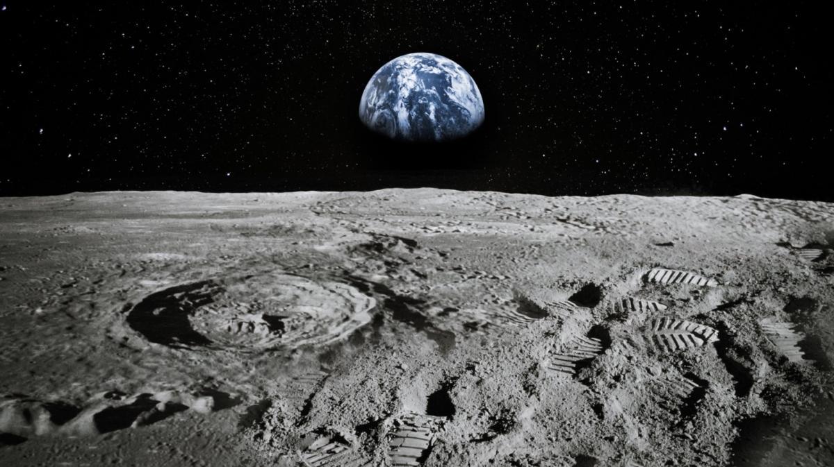 В России назначен «полет на Луну» 4 ноября