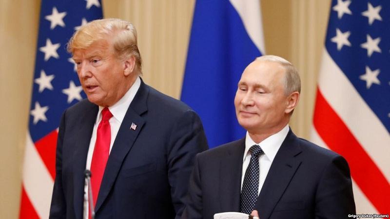 Трамп скрыл детали переговоров с Путиным