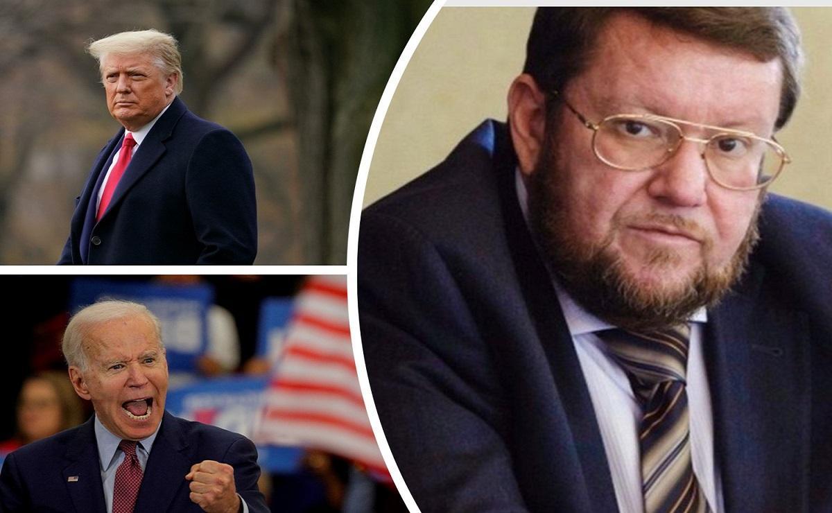 Трамп, Байден, Сатановский