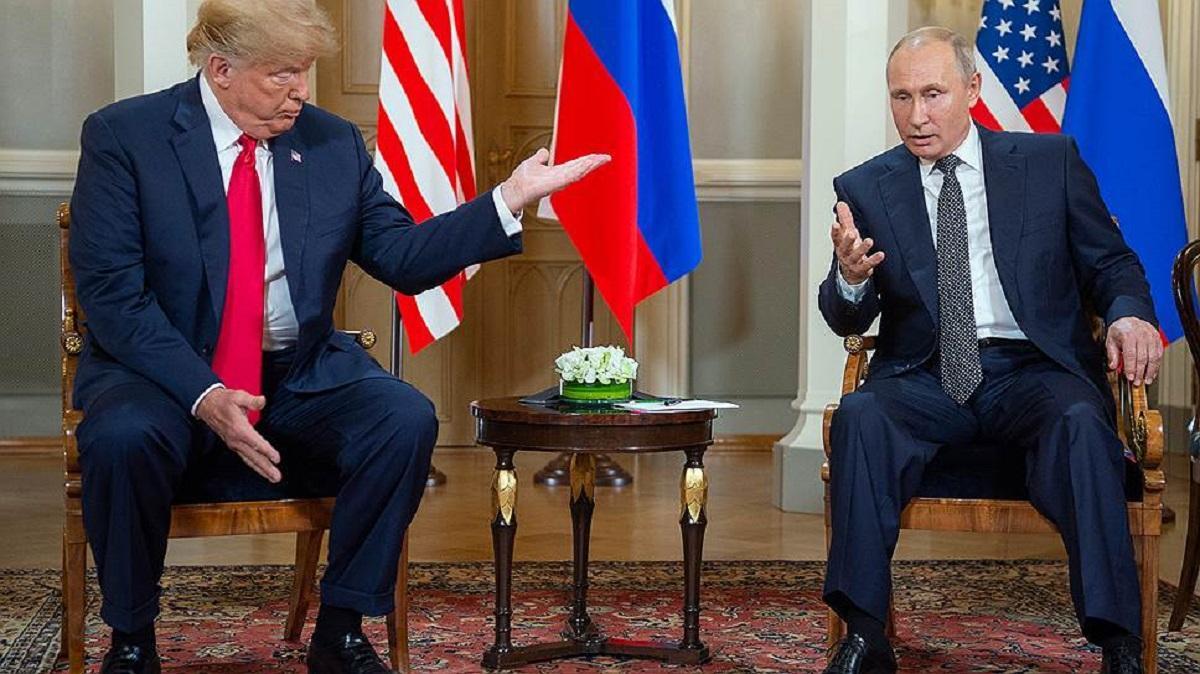 Трамп хочет побывать в Москве на Параде победы 9 Мая