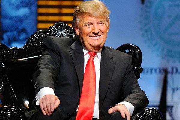 Трампа подняли на смех