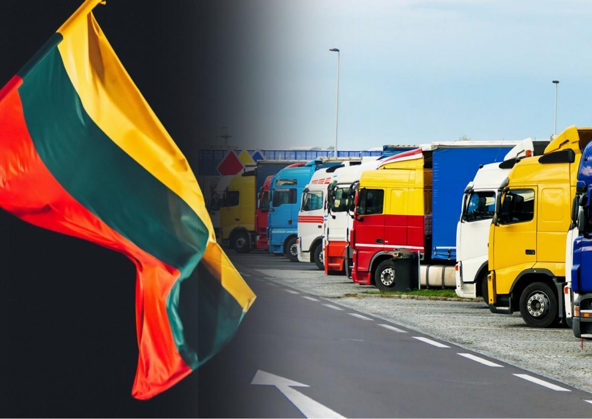 Вакцинация перевозчиков в Литве грозит новым ударом по транспортному сектору