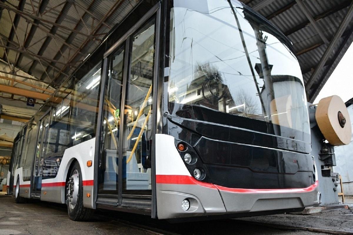 В Краснодаре начнут собирать троллейбусы