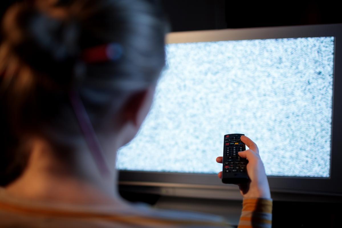Нет сигнала на телевидении