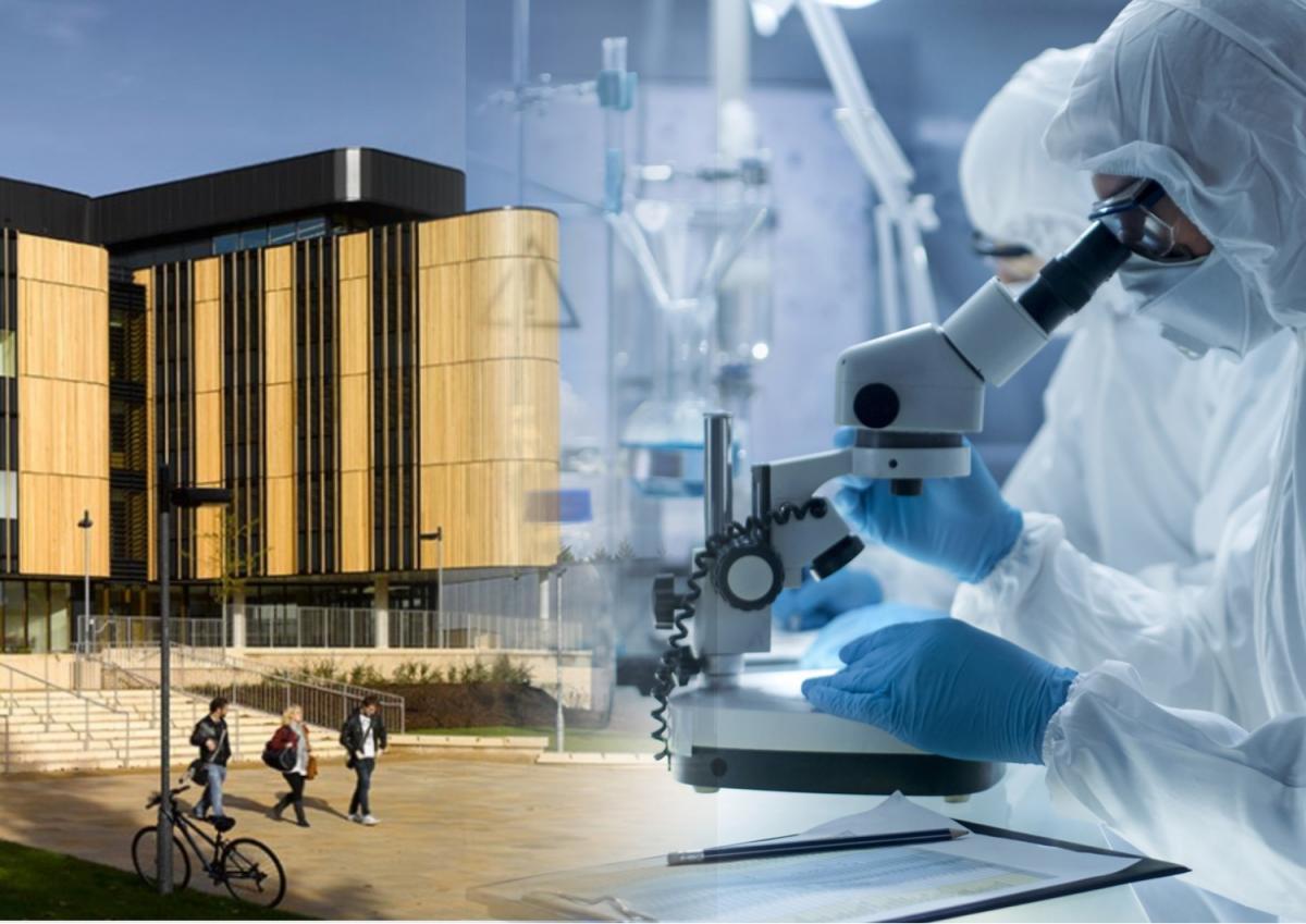 Саутгемптонский университет, исследование