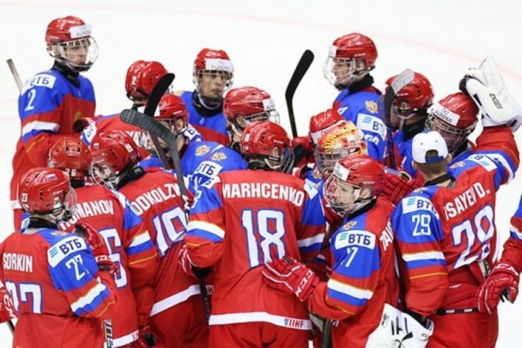 Юниорский чемпионат мира по хоккею - 2018: результаты матчей - сборная России вышла в ¼ финала, расписание игр плей-офф, турнирная таблица по итогам ЮЧМ