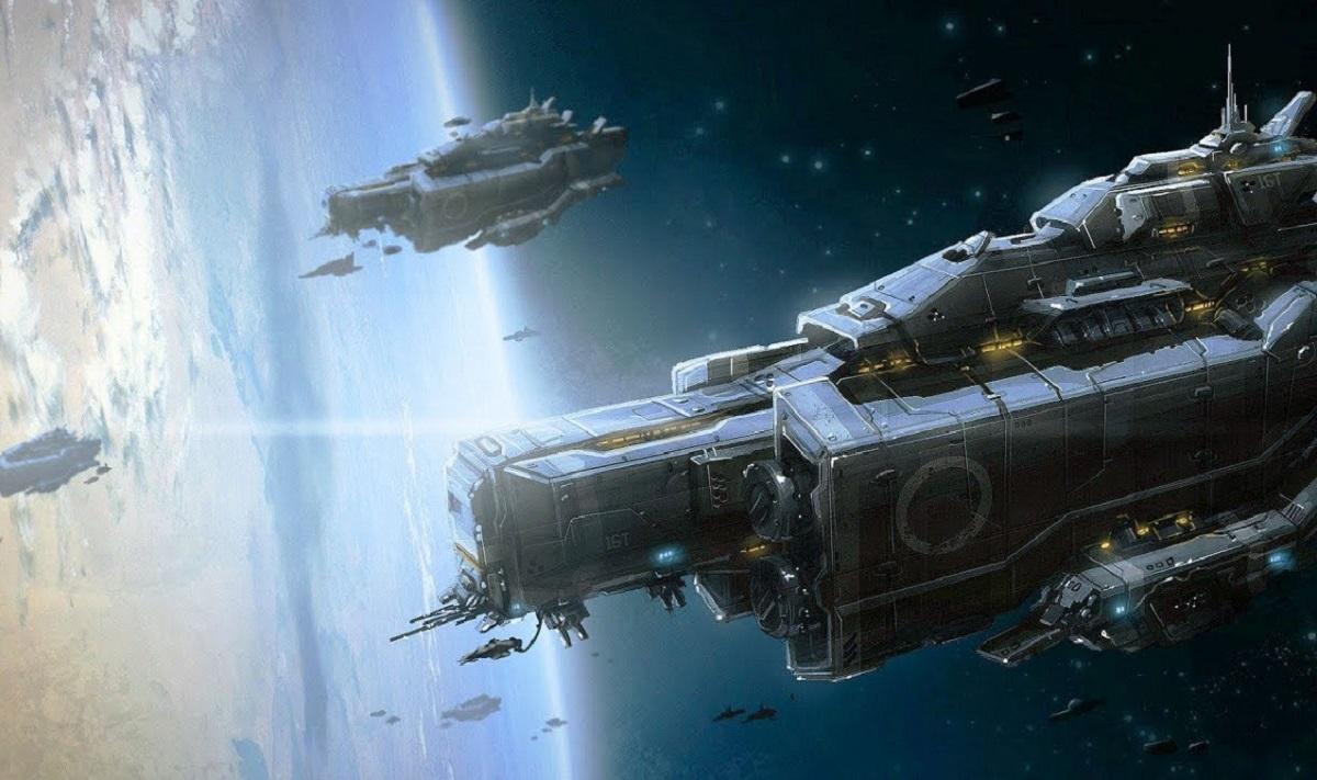 Инопланетные корабли