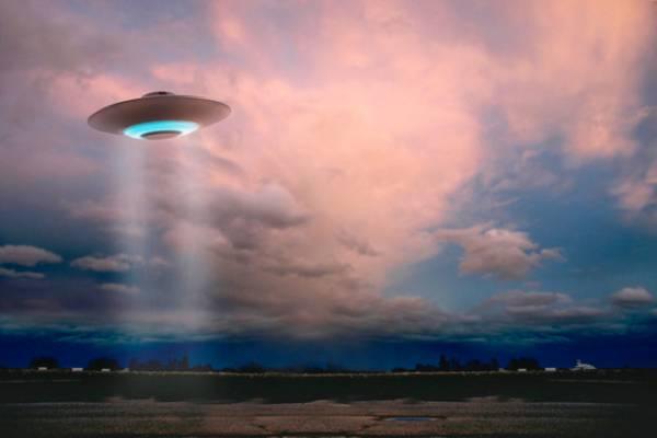 Два НЛО пролетели над Остином