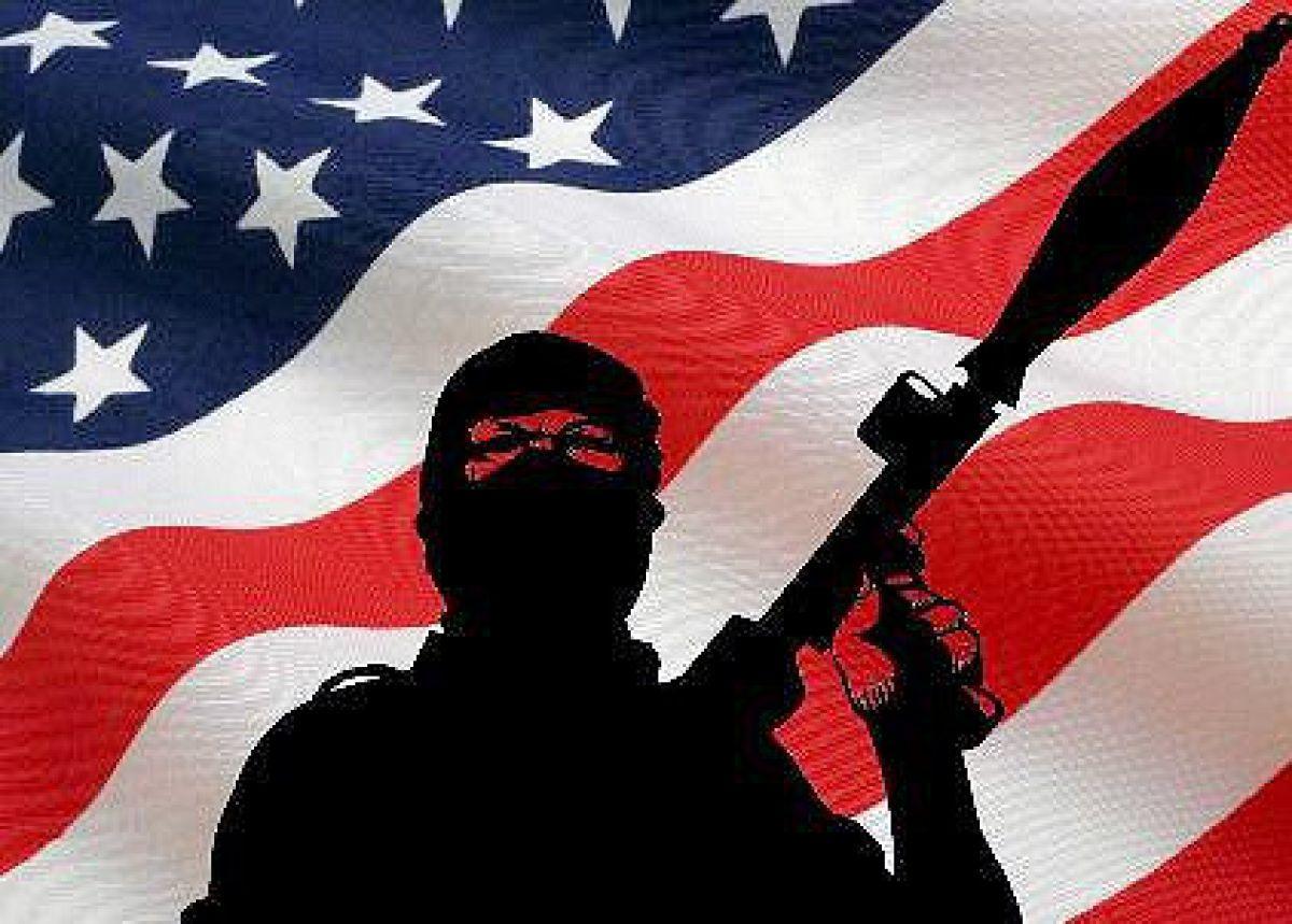 Американцы дружат с террористами