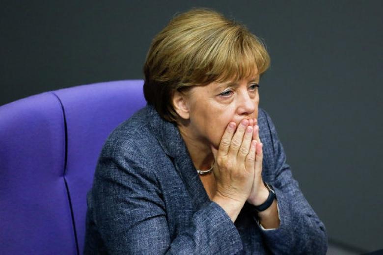 А.Меркель заявила, что заинтересована вотмене санкций противРФ