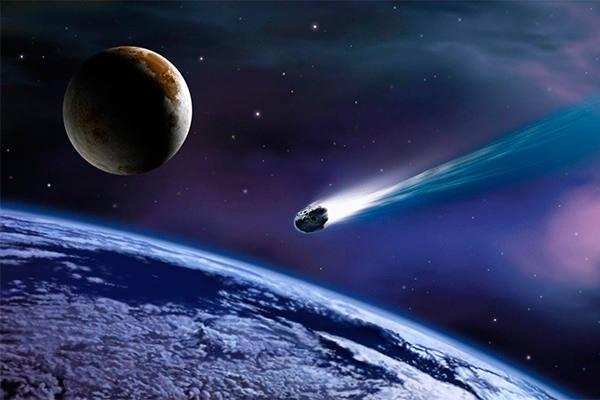Метеорит «Челябинск» мог отрикошетить от другого небесного тела