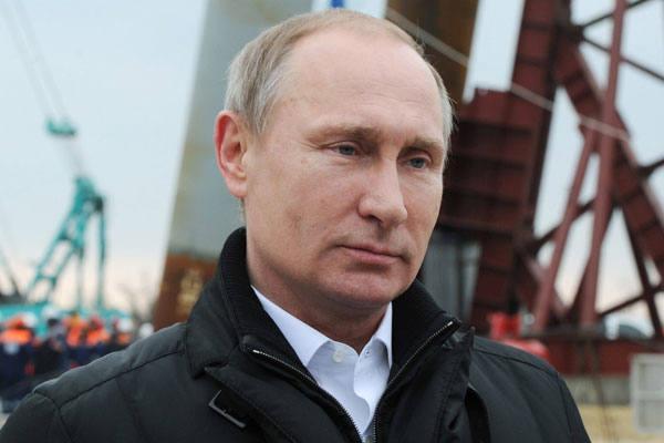 Путин первым откроет Крымский мост – СМИ