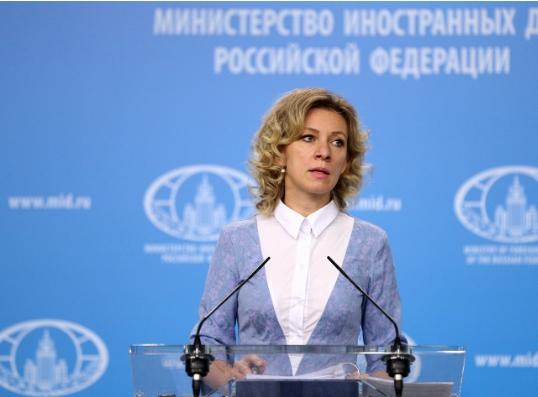 Концепция исключительности США не получила отклик в мире – заявила Мария Захарова