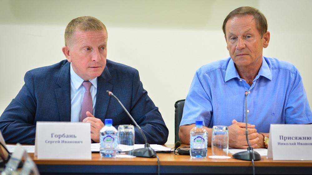 Сергей Горбань заявил, что Ростов должен сам себя кормить