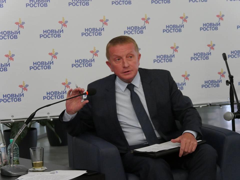 Сергей Горбань пригласил урбанистов на международный форум в Ростов