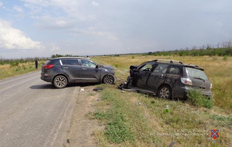 ДТП в Котельниковском районе