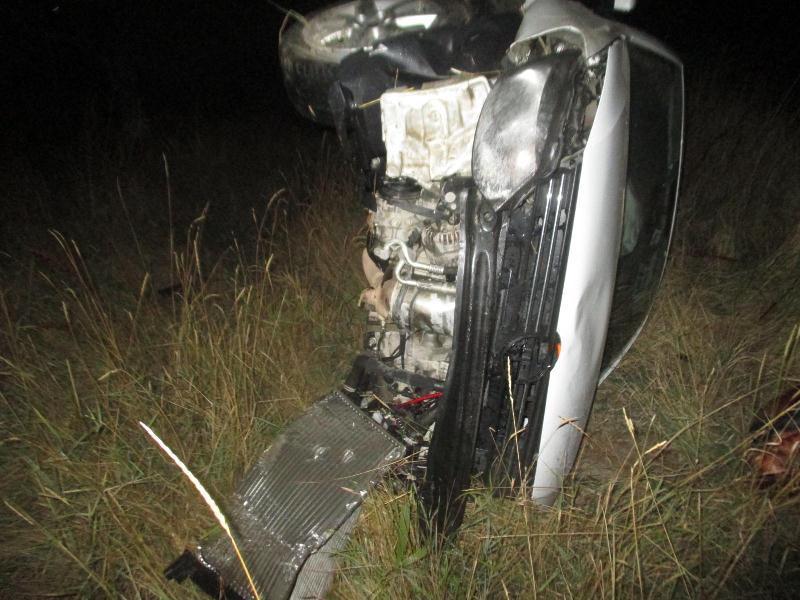 НаСтаврополье два человека разбились насмерть вДТП из-за превышения скорости