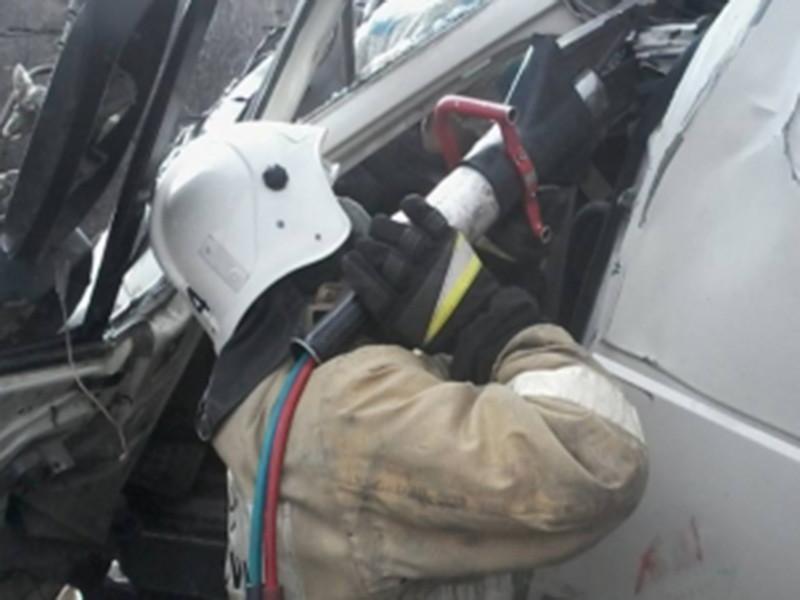 Работа спасателей