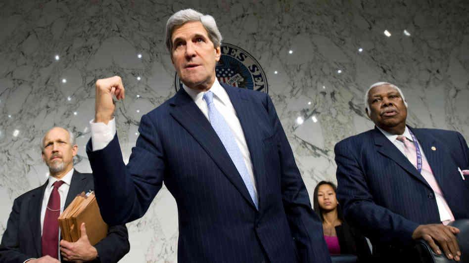Пентагон выстрелил в спину Джону Керри, сделав потрясающее заявление