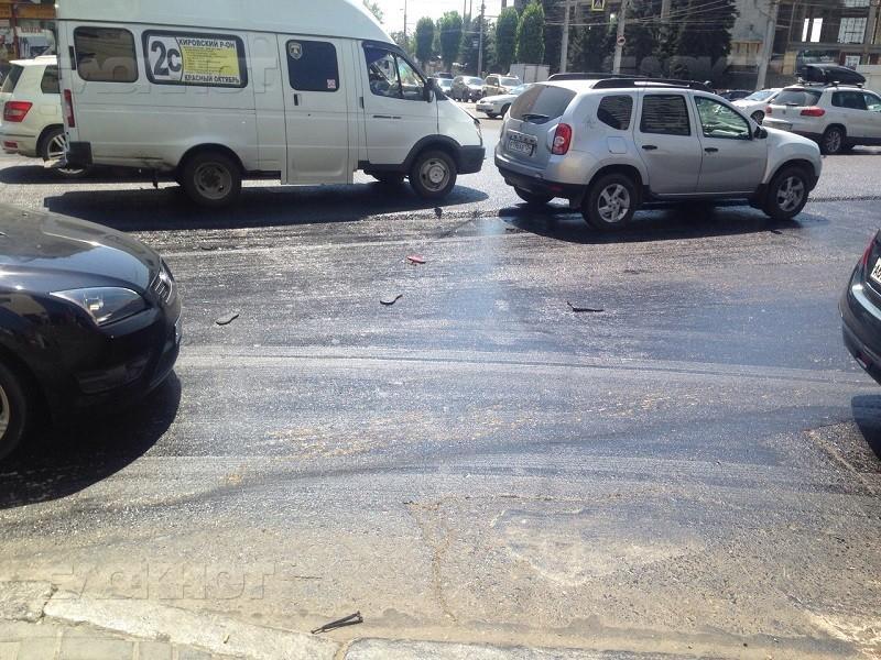 Жара в Волгограде