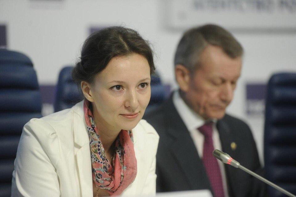 Анна Кузнецова, новый омбудсмен, вместо Астахова