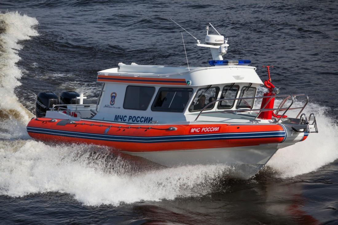 Спасательный катер