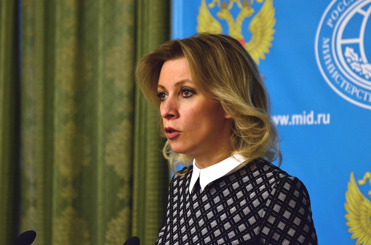 Захарова ответила властям Киева после их заявлений о правах Украины на воды Черного моря