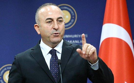 Глава МИД Турции