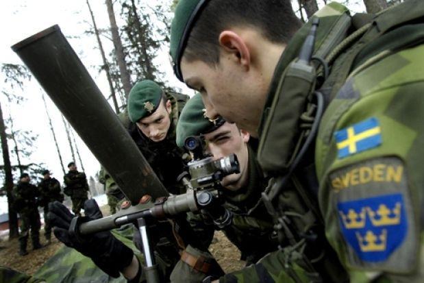 Военные Швеции