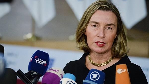 Могерини прокомментировала инициативы Климкина по санкциям против России