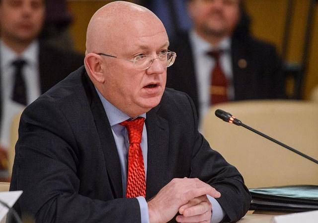 МИД РФ выдвинул кандидатуру нового постпреда при ООН