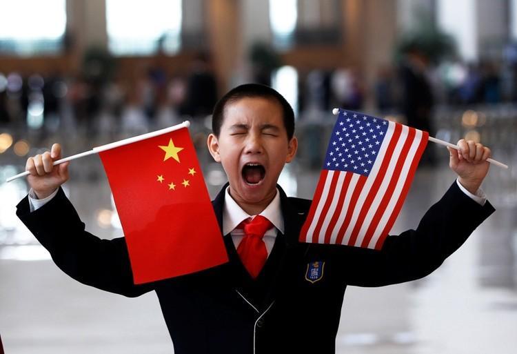 Отношения КНР и США