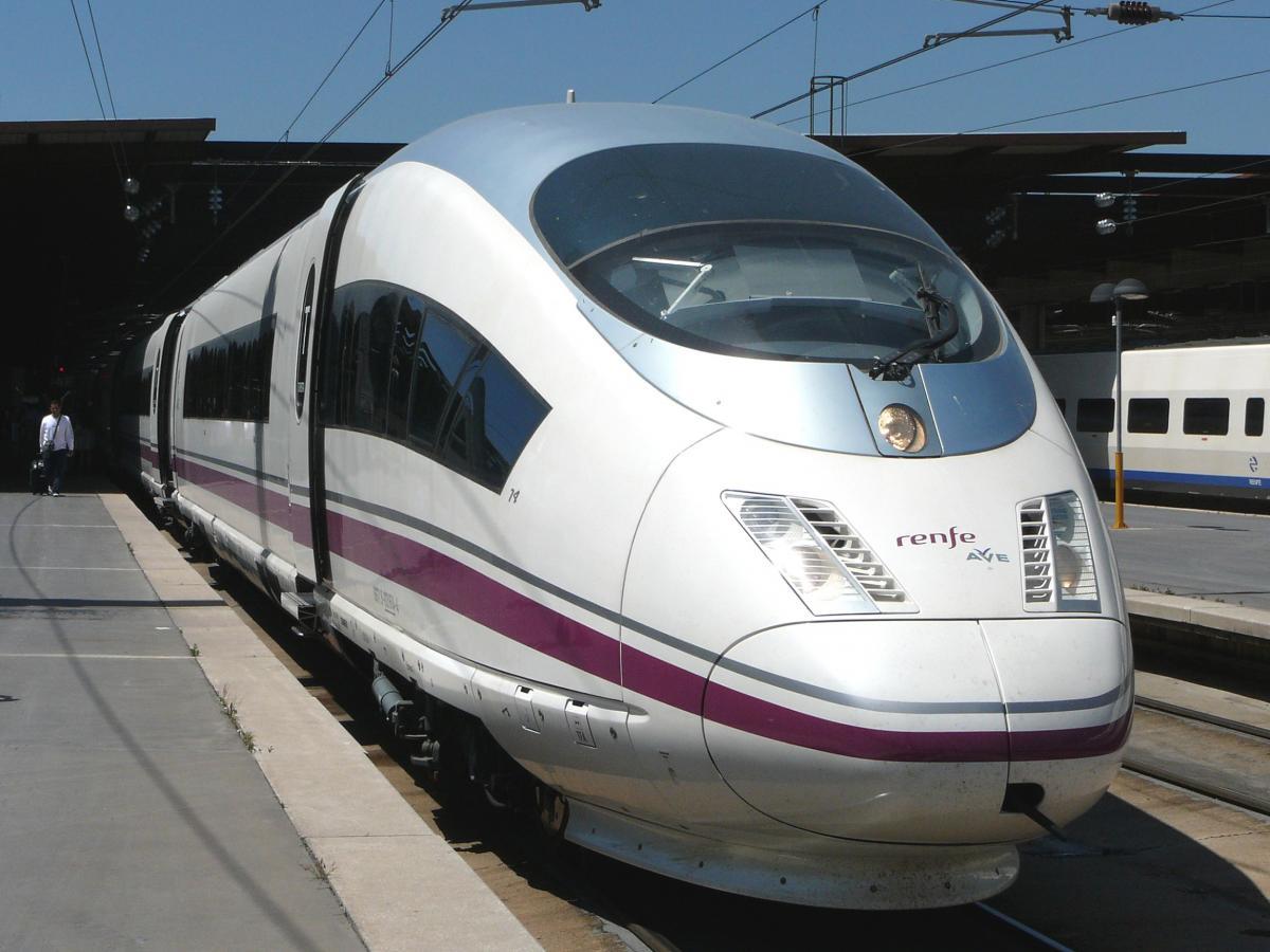ВИспании машинист приостановил поезд наполпути— завершилась смена