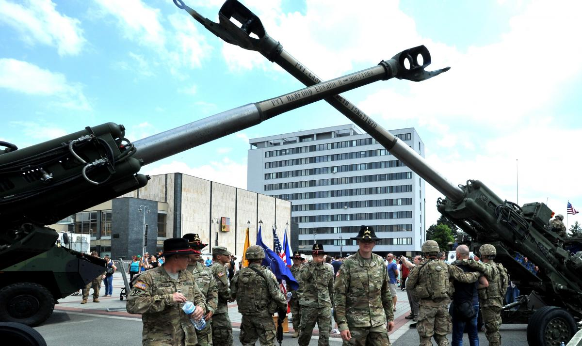 Саммит НАТО в Польше 2016