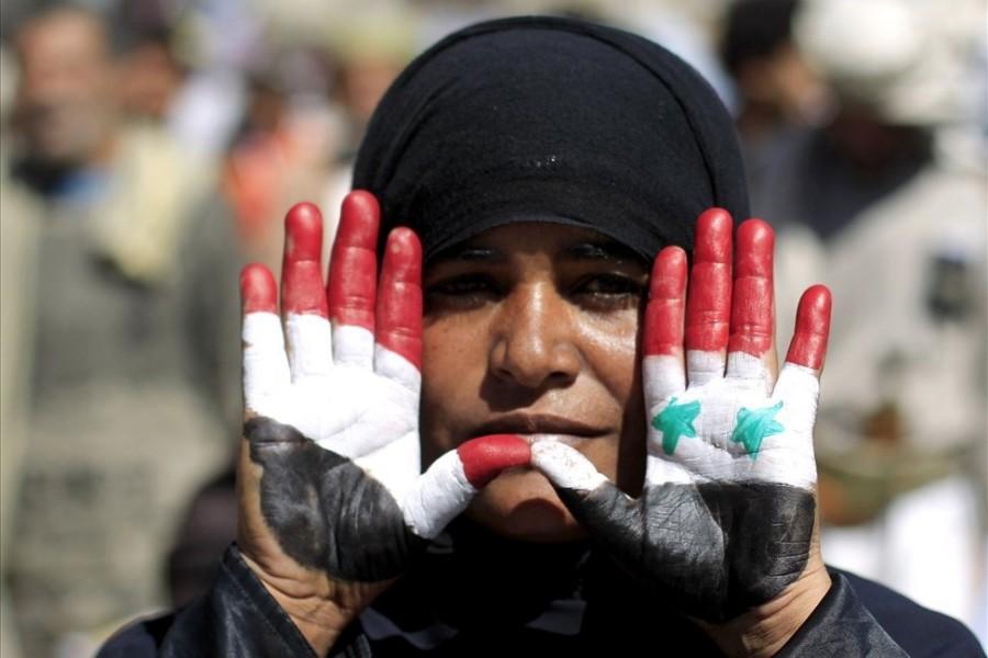 Сирийский конфликт