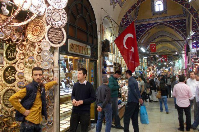 Турецкий курорт