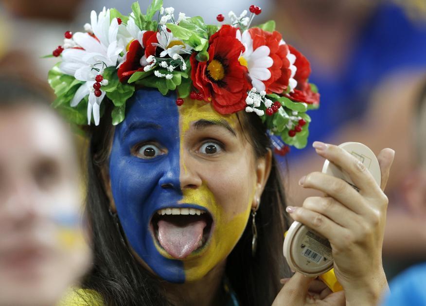 Украина тонет